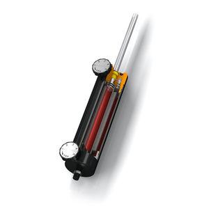 amortisseur de vibration / hydraulique / industriel / pour l'industrie automobile