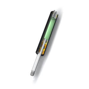 ressort à gaz en compression / à force ajustable / à usage industriel / pour meuble