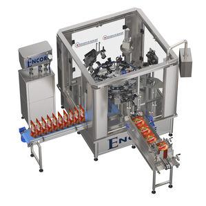machine d'emballage monobloc