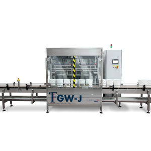 machine de remplissage avec doseur électronique