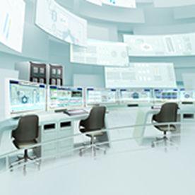 système d'automatisation pour contrôle de process