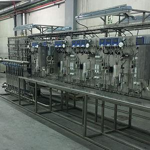 analyseur d'eau / de vapeur / d'hydrocarbure / de chlore