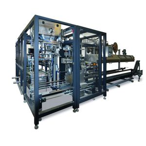 machine de remplissage de sacs / pour l'industrie agroalimentaire / pour produits laitiers / de café