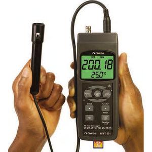 appareil de mesure de qualité d'eau / de conductivité / TDS / pH/rédox