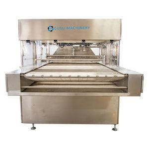 machine d'enrobage de chocolat