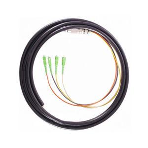 pigtail pour fibres optiques
