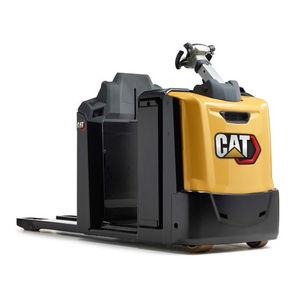 chariot préparateur de commandes électrique / à petite hauteur / pour entrepôts