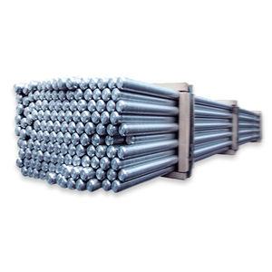 acier inoxydable en barre