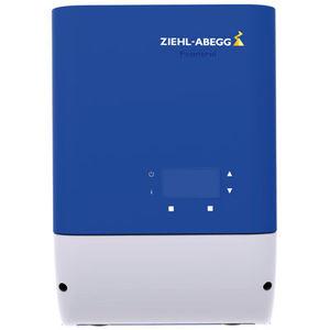 variateur de fréquence monophasé / vertical / de respirateur / intégré