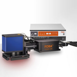 laser pour le marquage / pulsé / à fibre / compact
