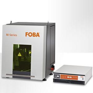 machine de marquage laser à fibre / laser à fibre pulsé / benchtop / portable