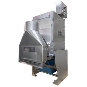 machine à blanchir pour noisettes