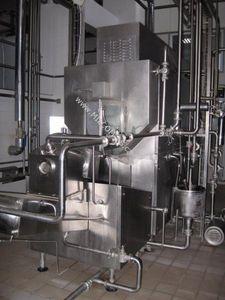 ligne de production de beurre automatique