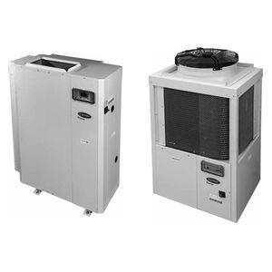 refroidisseur de liquide / de surface / rapide / à condensation par air