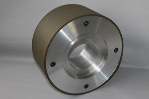 meule de rectification / cylindrique / au diamant / CBN