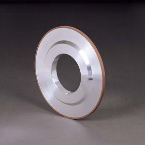 meule de traitement de surface / plate / périphérique / CBN à liant métallique