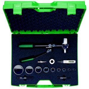 outil de poinçonnage manuel / hydraulique