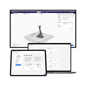 logiciel d'impression 3D de modélisation