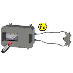 moniteur de poussière / haute précision / antidéflagrant / pour zones dangereuses
