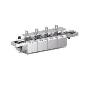 machine de nettoyage à ultrasons / semi-automatique / pour l'industrie automobile / pour véhicules industriels