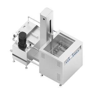 machine de nettoyage à ultrasons / pour l'industrie de l'optique
