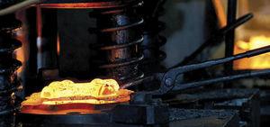 forge libre / acier / acier inoxydable / pour l'automobile