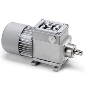 motoréducteur coaxial / CC / à engrenage hélicoïdal / 10 W...50 W