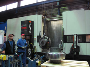 usinage aluminium