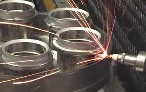 mécano-soudure laser