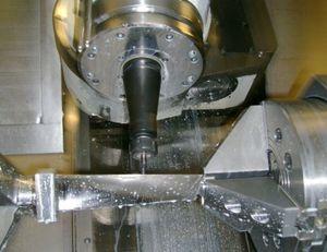 usinage tournage acier inoxydable / pour l'aéronautique / pour l'automobile / pour le ferroviaire