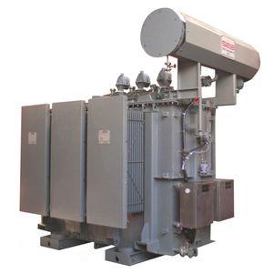 bobine d'inductance shunt / variable / de facteur de puissance / triphasée