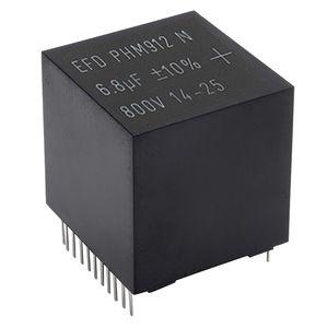condensateur à film de polyester / radial / SMD / pour alimentation à découpage