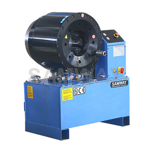 machine de sertissage pour flexible hydraulique