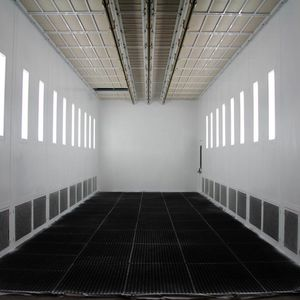 application peinture époxy / sur aluminium / industrielle / pour la construction