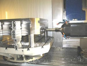 usinage perçage métal