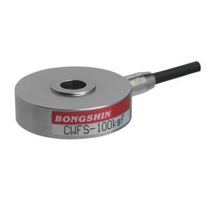 capteur de force forme de donut / en acier inoxydable / miniature