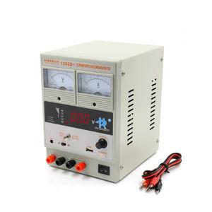 alimentation électrique AC/DC / à sortie variable / avec protection contre les courts-circuits / avec sortie USB