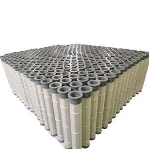 filtre à air / à cartouche / plissé / de dépoussiérage