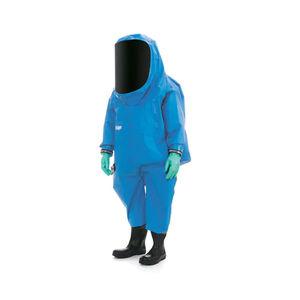 combinaison de travail / de protection chimique / ignifuge / cryogénique