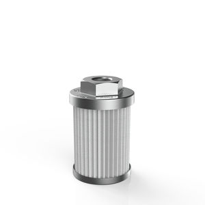 filtre hydraulique / à cartouche / d'aspiration