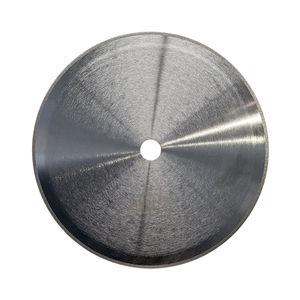 lame de scie circulaire / en acier / pour métaux non ferreux / pour tuyaux