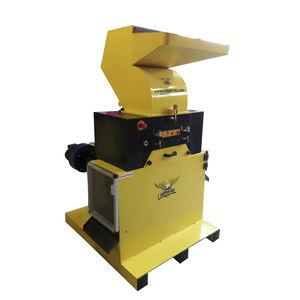 broyeur granulateur de séparation / à couteaux / vertical / pour câble