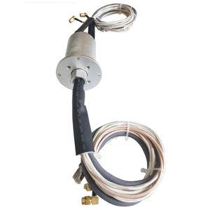 collecteur tournant pour table rotative / électro-optique / via Ethernet / PROFIBUS