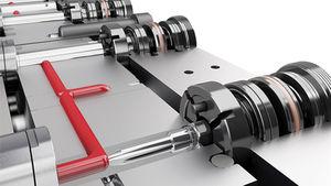 buse d'injection / pour presse à injecter / de précision / compacte