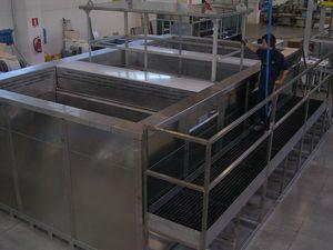 installation de phosphatation