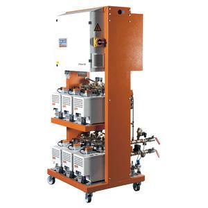 thermorégulateur modulaire / à affichage numérique / à circulation d'eau / pour presse à injecter