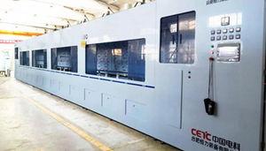 machine de nettoyage automatique / de process / chimique / pour l'industrie électronique