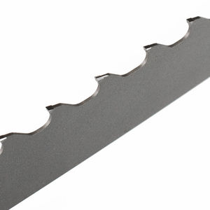 lame de scie à ruban / de tronçonnage / TCT / pour métaux non ferreux