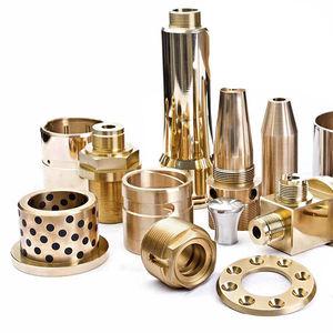 usinage tournage bronze / pour l'aéronautique / industriel / pour l'automobile
