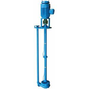 pompe pour produits chimiques / électrique / semi-immergée / à rotor